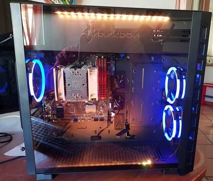 Computer desktop venaria reale